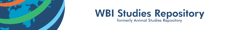 WBI Studies Repository