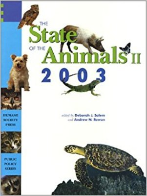 The State of the Animals II: 2003