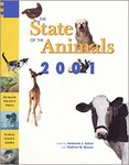 The State of the Animals: 2001